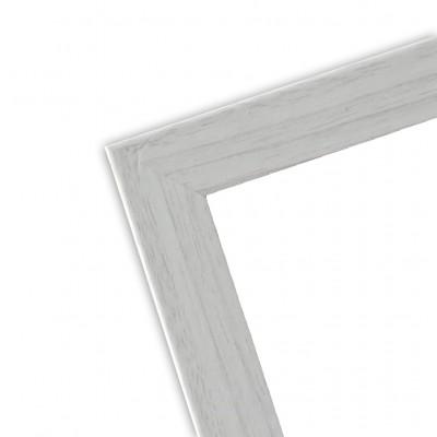 Cadre bois blanchi